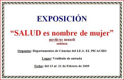 EXPOSICIÓN EN EL INSTITUTO